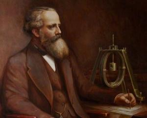 Джеймс Кларк Максуел и пръстените на Сатурн