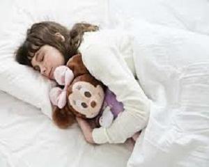 Играчка, която приспива децата