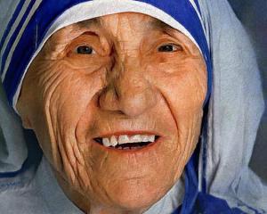 Майка Тереза - символът на милосърдието