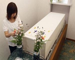 Хотел за мъртви в Япония