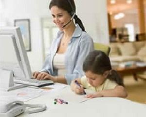 Надомна работа - счетоводство