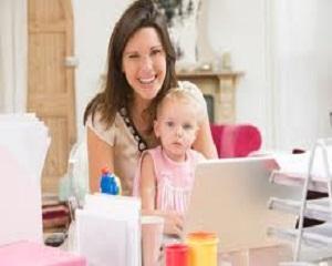 10 причини майките да имат онлайн бизнес