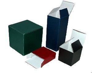 Идея за надомна работа: Сгъване на кутии за фирми, които използват такива
