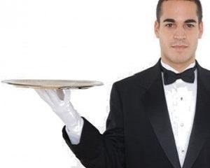 Да бъдете добър сервитьор