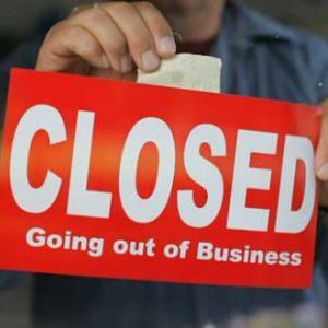 3 знака, че трябва да затворите бизнеса си