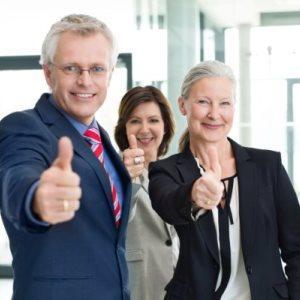 Избегнете възрастовия предразсъдък! Погрижете се за по-възрастните си служители