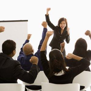 Как да бъдете добър пример за служителите си по отношение на мотивацията
